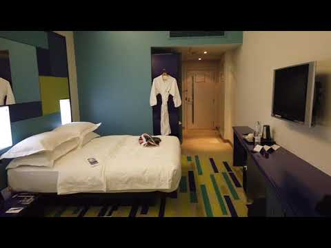 Dubai International Airport Hotel At Dubai Airport Standard Deluxe Room Tour