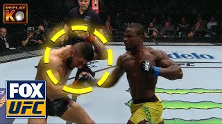 Abdul Razak Alhassan breaks down his KO of Sabah Homasi | REPLAY KO | UFC 220