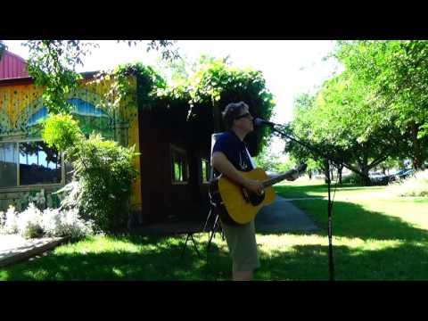 Justin Moritz-Live at Farmers Market-Full Performance 07/26/16
