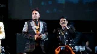 Jazzy B & Kuldip Manak LIVE DUET NEW Part ONE MUST SEE