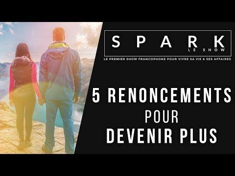 5 renoncements pour devenir plus I Franck Nicolas