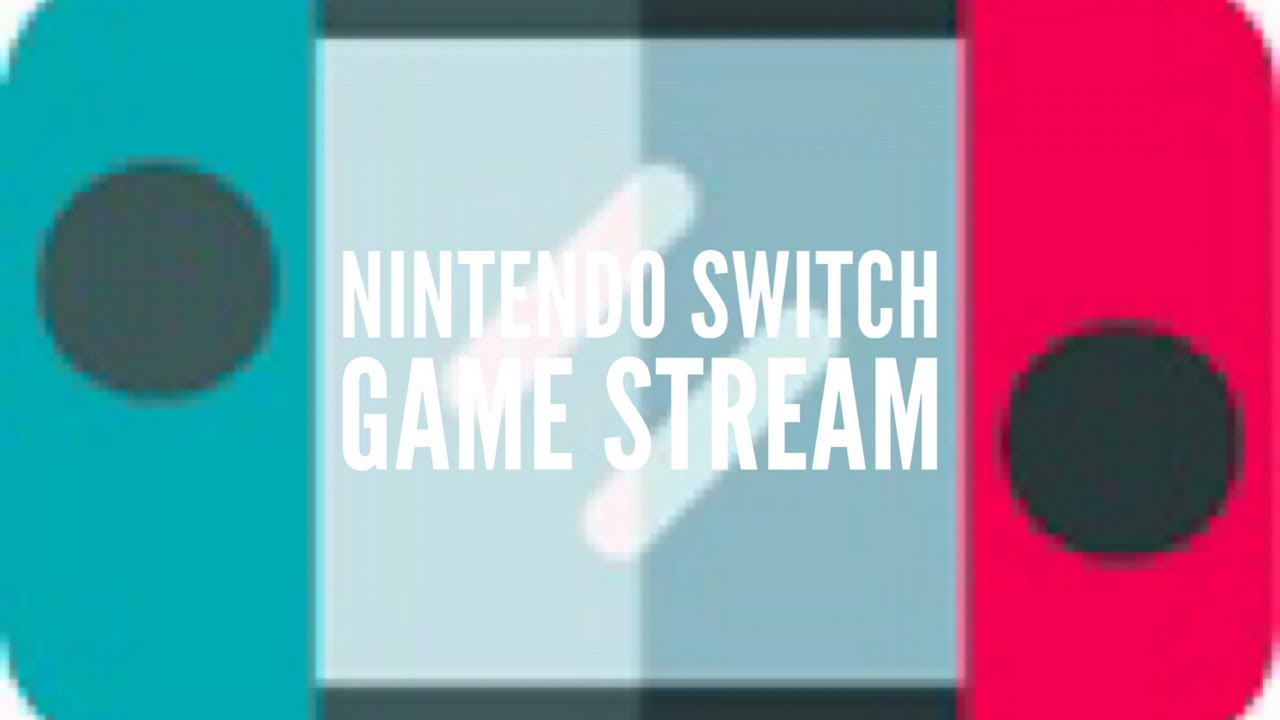 Nintendo Switch Gaming Stream- Ninjala