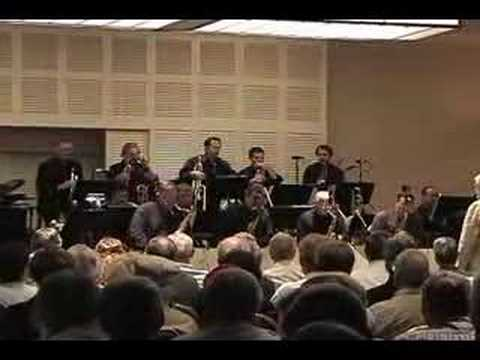 LA Jazz Inst. Bill Holman Theme In Variations