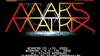 Mars Matrix - Full Arcade Longplay - Capcom 2000