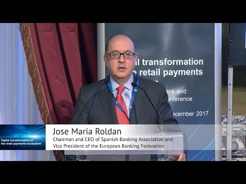 José Maria Roldan - Fintech innovations: an opportunity or a threat to incumbent banks?