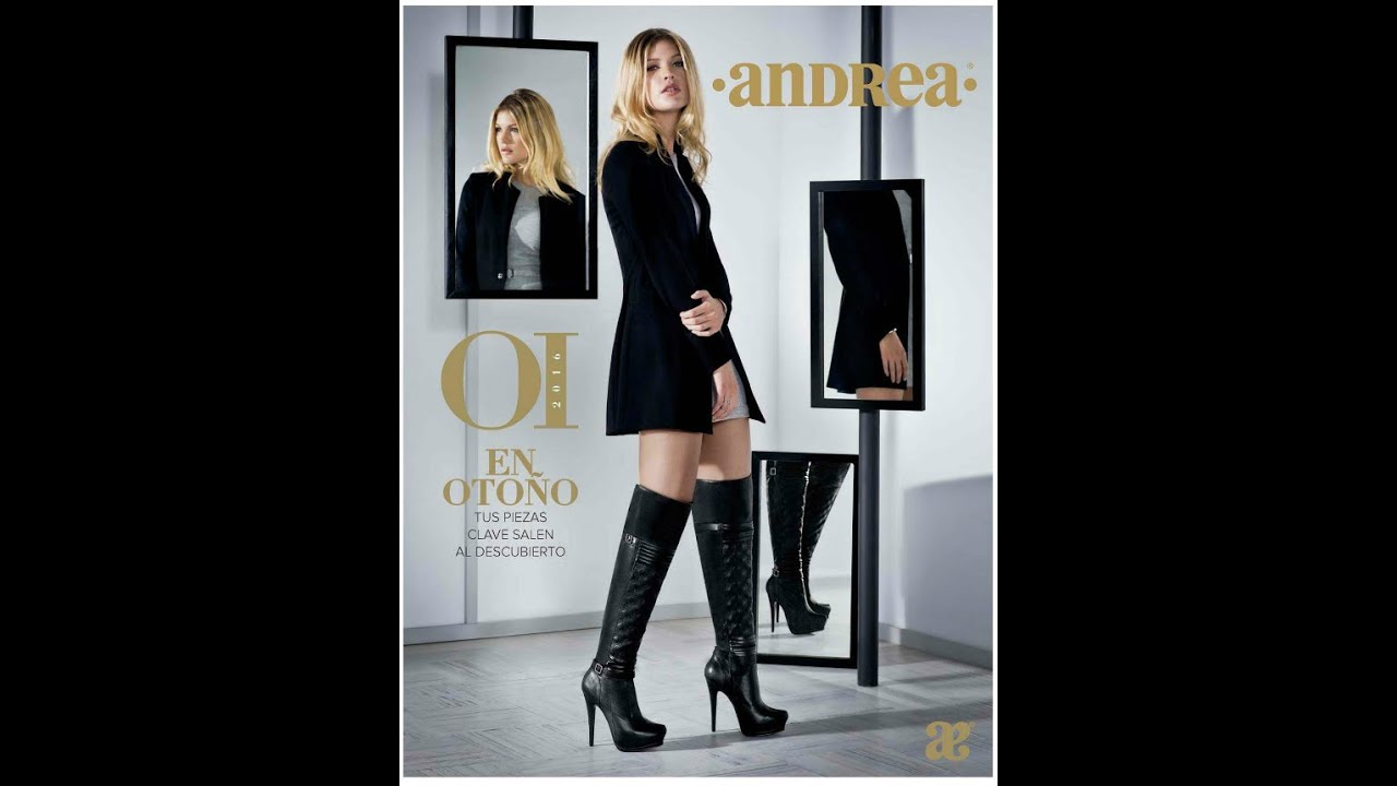 Cat logo andrea calzado dama cerrado oto o invierno 2016 for Nuovo arredo andria catalogo