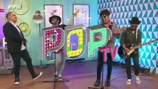 Bunkface - Kembalii (live) | POP TV