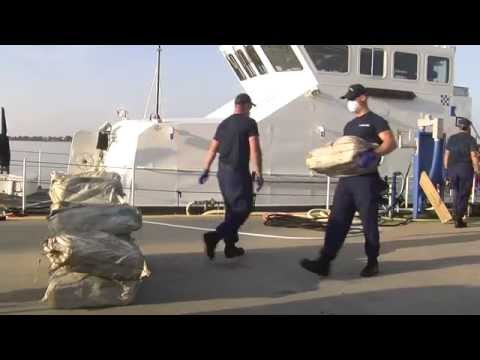 Coast Guard Offloads Approximately $19 Million of Cocaine