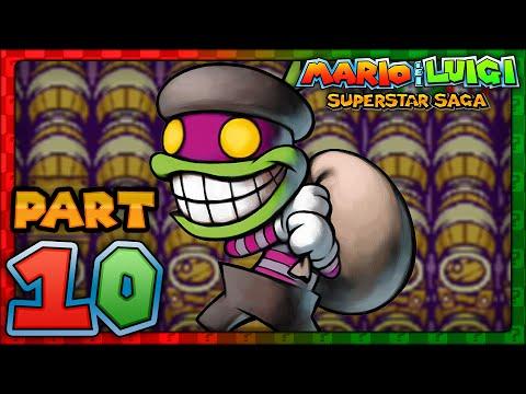 Mario Luigi Superstar Saga Part 23 Third Beanstar