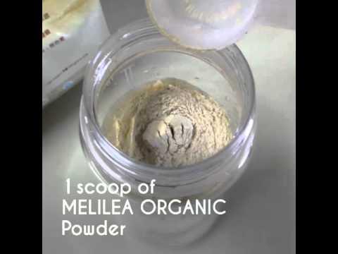 Making of MELILEA Organic Drink Guidance Video