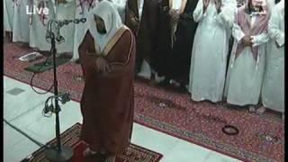 تلاوة مؤثرة لسورة الفاتحة و بكاء الشيخ ماهر المعيقلي