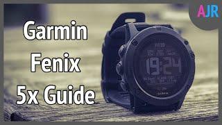 Гармін Фенікс 5х кінцева поради та хитрості керівництво користувача // поліпшення життя батареї, точність GPS і карти