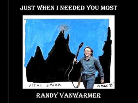 Randy VanWarmer -The Dance Never Ends