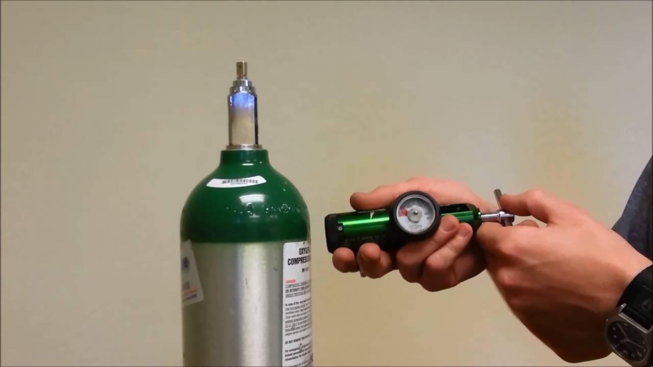 Troubleshoot Oxygen Tank And Regulator Youtube