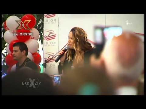 Ana Nikolic - Proslava Rodjendana Shopping Centra Stadion - Exkluziv - (TV Prva 2015)