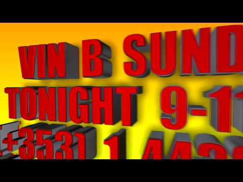 Vin B Sunday Call in Details