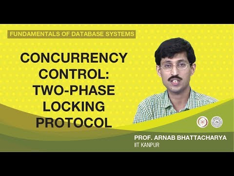Concurrency Control: Two-phase Locking Protocol