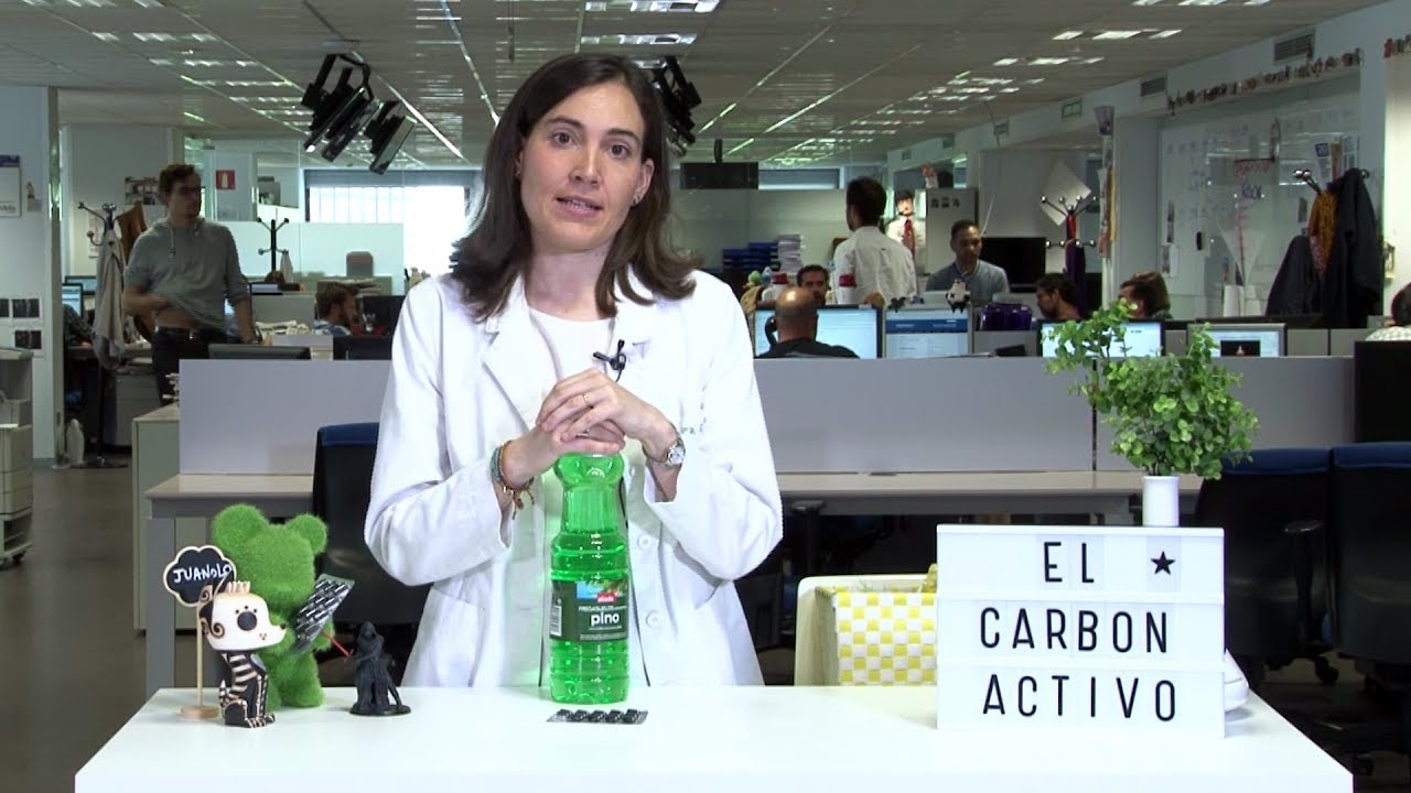 Pastillas carbon vegetal para adelgazar