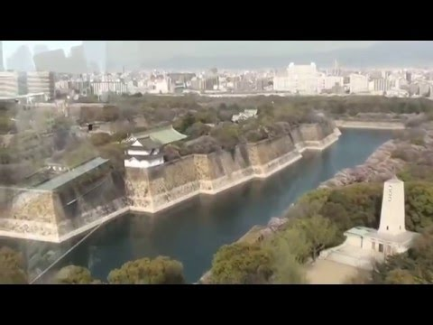 Japon   Osaka   Le Sanctuaire Sumiyoshi   Osaka Museum of History Part 3 Film