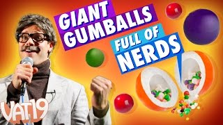Confection Perfection | Giant Nerd Gumballs