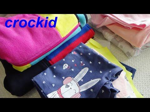 Обзор Детской Одежды Crockid/Много вещей на девочку и мальчика!!!