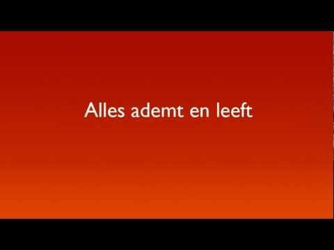 Alles Ademt en Leeft (Circle of Life) Lyrics - TLK Dutch musical