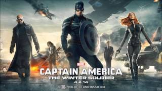 Captain America: The Winter Soldier end credits theme
