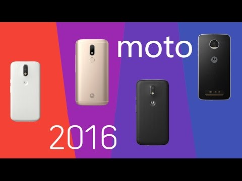 Best Motorola Smartphone of the year 2016!