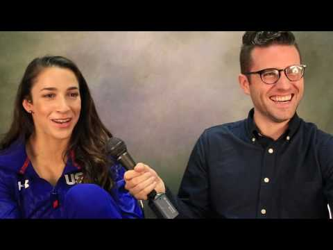 Find out Aly Raisman's favorite emoji, go-to karaoke song and more!