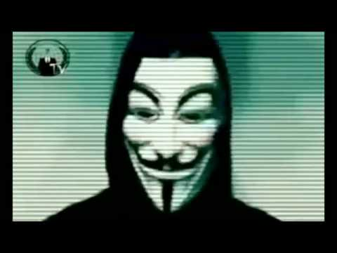 Anonymous #OpMegaupload