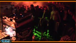 IRATION STEPPAS SOUNDSYSTEM ft danman - dubwise the river jordan @ reggaebus night pt4\ 17-05-2014
