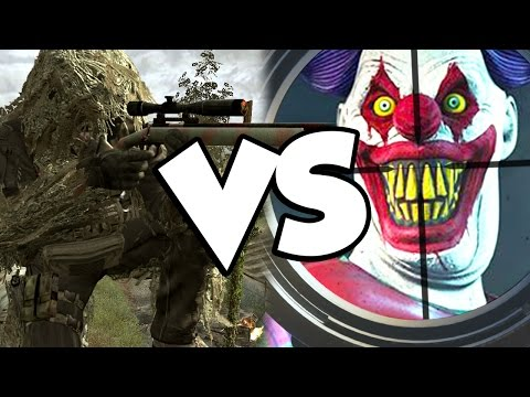 The History of Sniping in Call of Duty...