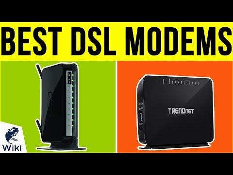 6 Best DSL Modems 2019
