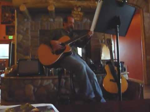Greg Wells plays the Cure Live on Acoustic using a looper
