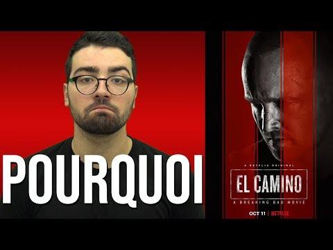 EL CAMINO: UN FILM BREAKING BAD | Critique à Chaud (avec Spoilers)