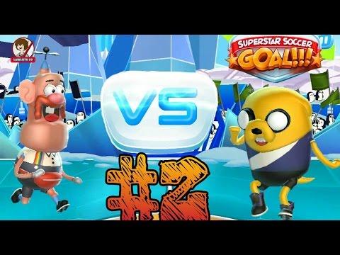 ► COPA TOON: ¡GOLEADORES! CN #2★GAMEPLAY★ ESPAÑOL (CN Superstar Soccer: Goal!!!)