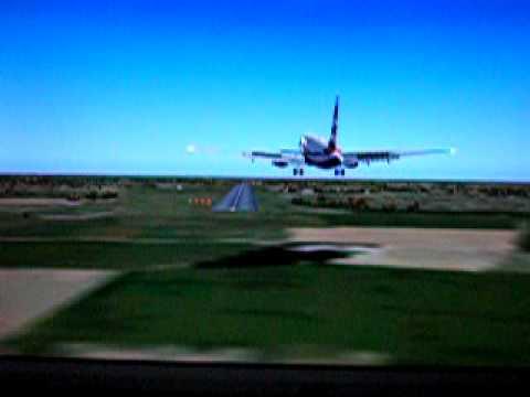 Speed Bird 1234 Emergency Landing