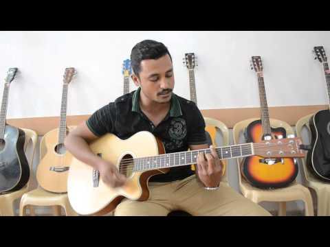 Duniyadari Song - Tik Tik Vajate Dokyat Guitar cover by Arvind