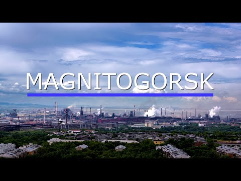 A Tour Of Magnitogorsk, Russia