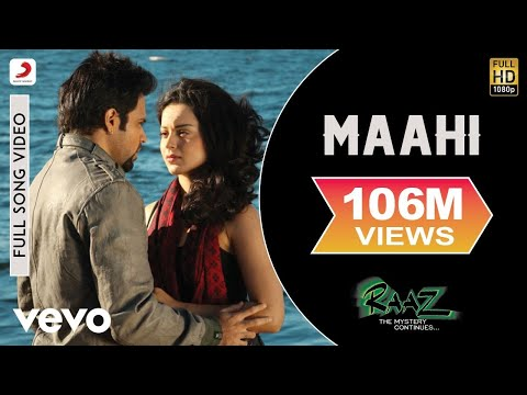 Raaz  The Mystery Continues  Maahi Video  Emraan, Kangana