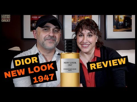 Dior New Look 1947 Review | New Look 1947 by Christian Dior Fragrance Review + USA Samples Giveaway