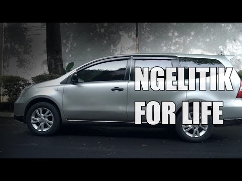 5 Tahun Bersama Nissan Grand Livina SV