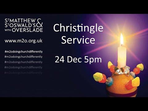 Christingle Service Christmas Eve
