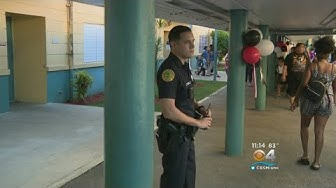 Several Local Cities Not Yet Providing Officers To Miami-Dade Schools
