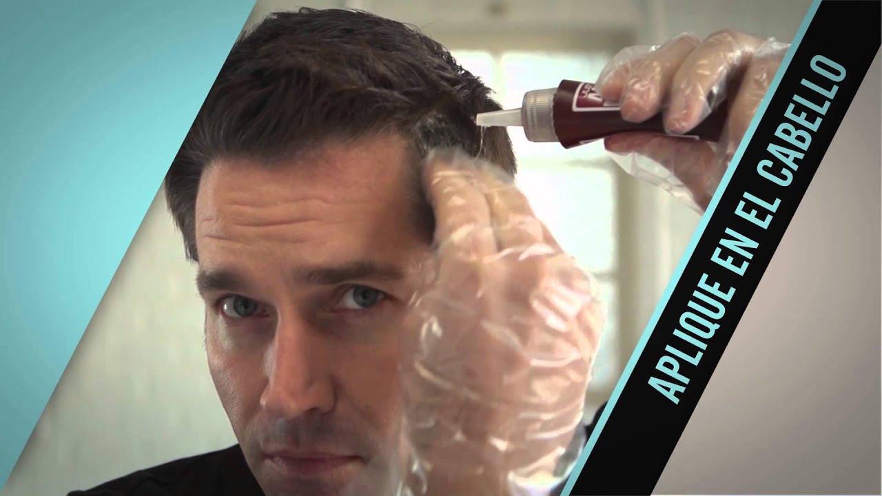 Just For Men Tinte Colorante En Shampoo Youtube