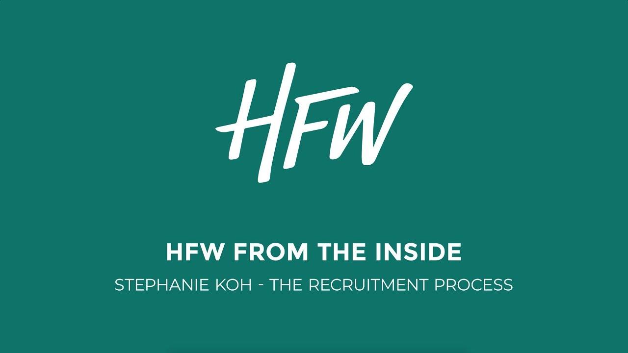 Home | HFW Graduate Recruitment