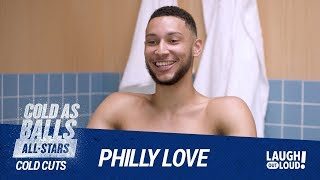 Ben Simmons Has Love For Philadelphia, Cats and Talking Smack