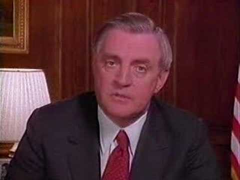 "Walter Mondale TV Ad: ""Arms Control"""