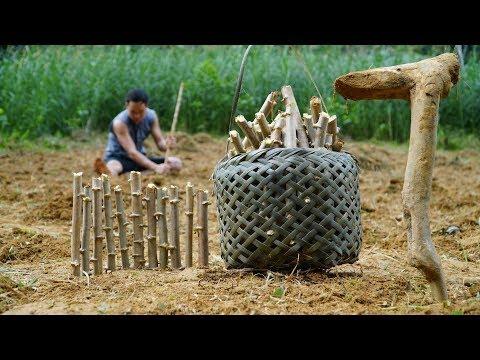 Primitive Skills: Land Reclamation fo Grow Cassava!