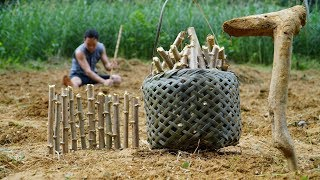 Primitive Skills: Land Reclamation fo Grow Cassava!